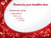 Merry Christmas template for Powerpoint - screenshot2