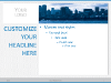 Business City Powerpoint template - thumb2