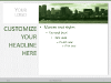 Business City Powerpoint template - thumb4