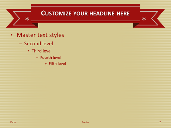 old style  u2013 free template for powerpoint and impress
