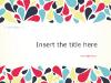 Drops – Full Template for PowerPoint - Slide01
