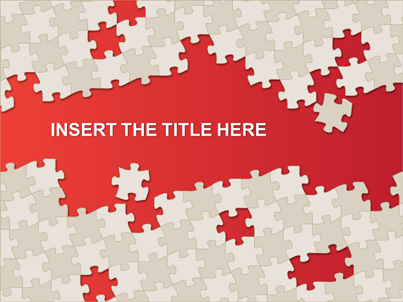 ppt puzzle template - gse.bookbinder.co, Modern powerpoint
