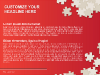 Puzzle Template for PowerPoint and Impress - slide2