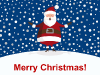 Christmas Template for PowerPoint and Impress - slide1