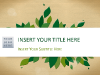 Nature Template for PowerPoint and Impress - slide1