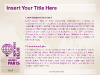 Travel Template for PowerPoint and Impress - slide3