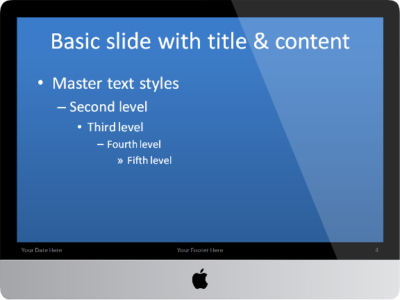 powerpoint slide themes mac