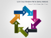 Diagrams With Simple Arrows For PowerPoint - Slide7