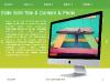 Green Background PowerPoint Template - slide2