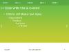 Green Background PowerPoint Template - slide4
