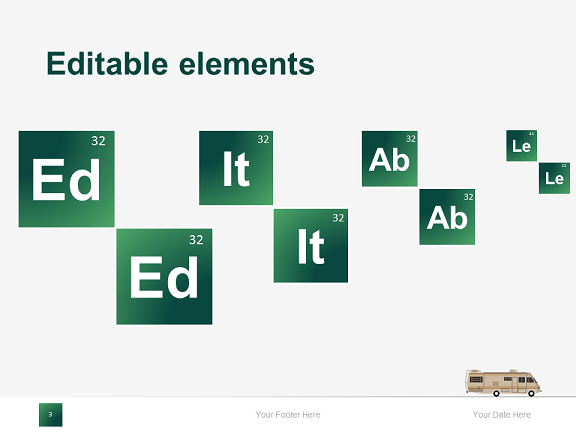 Breaking Bad Powerpoint Template Breaking Bad Periodic Table Name Generator