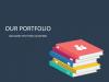 Title Slide PowerPoint Template - Portfolio