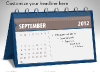 2012 Calendars PowerPoint - thumb11