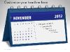 2012 Calendars PowerPoint - thumb13