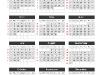 Printable Calendar 2012 - thumb1