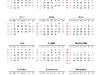 Printable Calendar 2012 - thumb2