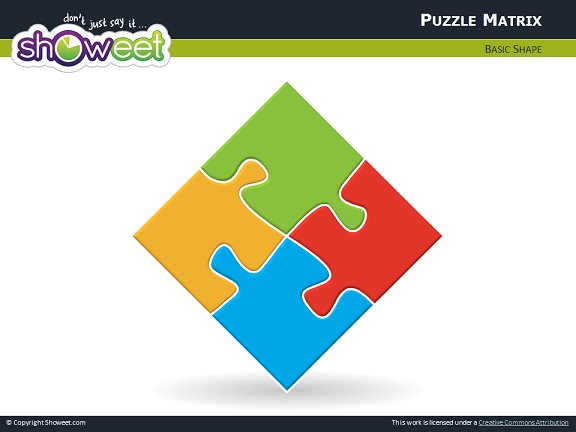 Jigsaw PowerPoint Templates and   PoweredTemplate