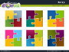 Matrix with Jigsaw Puzzle Pieces for PowerPoint-thumb7