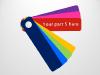 Color Fan Guide Menu for PowerPoint - slide6