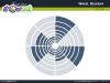 Wheel diagrams for PowerPoint - slide1