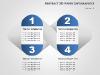 3D Paper Infographics Diagram for PowerPoint - slide2