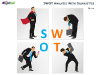 SWOT Analysis with Silhouettes for PowerPoint-slide05