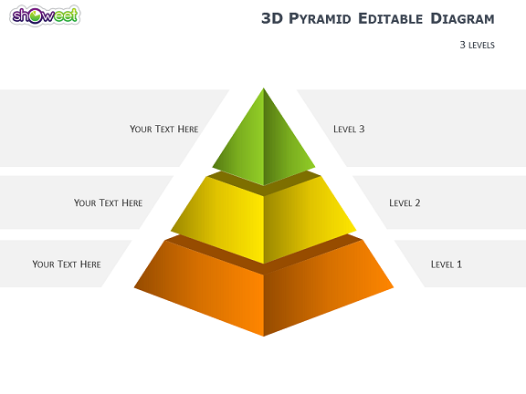 Diagramas de pir mides 3d powerpoint for Grafica 3d gratis