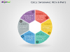 Circle Infographic with 6 Parts for PowerPointt-slide1