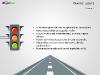 Traffic Lights PowerPoint Template-slide1