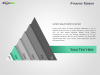Ribbon Pyramid Diagrams for PowerPoint-Slide12