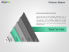 Ribbon Pyramid Diagrams for PowerPoint-Slide13