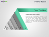 Ribbon Pyramid Diagrams for PowerPoint-Slide16