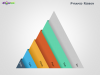 Ribbon Pyramid Diagrams for PowerPoint-Slide17