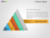 Ribbon Pyramid Diagrams for PowerPoint-Slide7