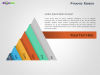 Ribbon Pyramid Diagrams for PowerPoint-Slide8