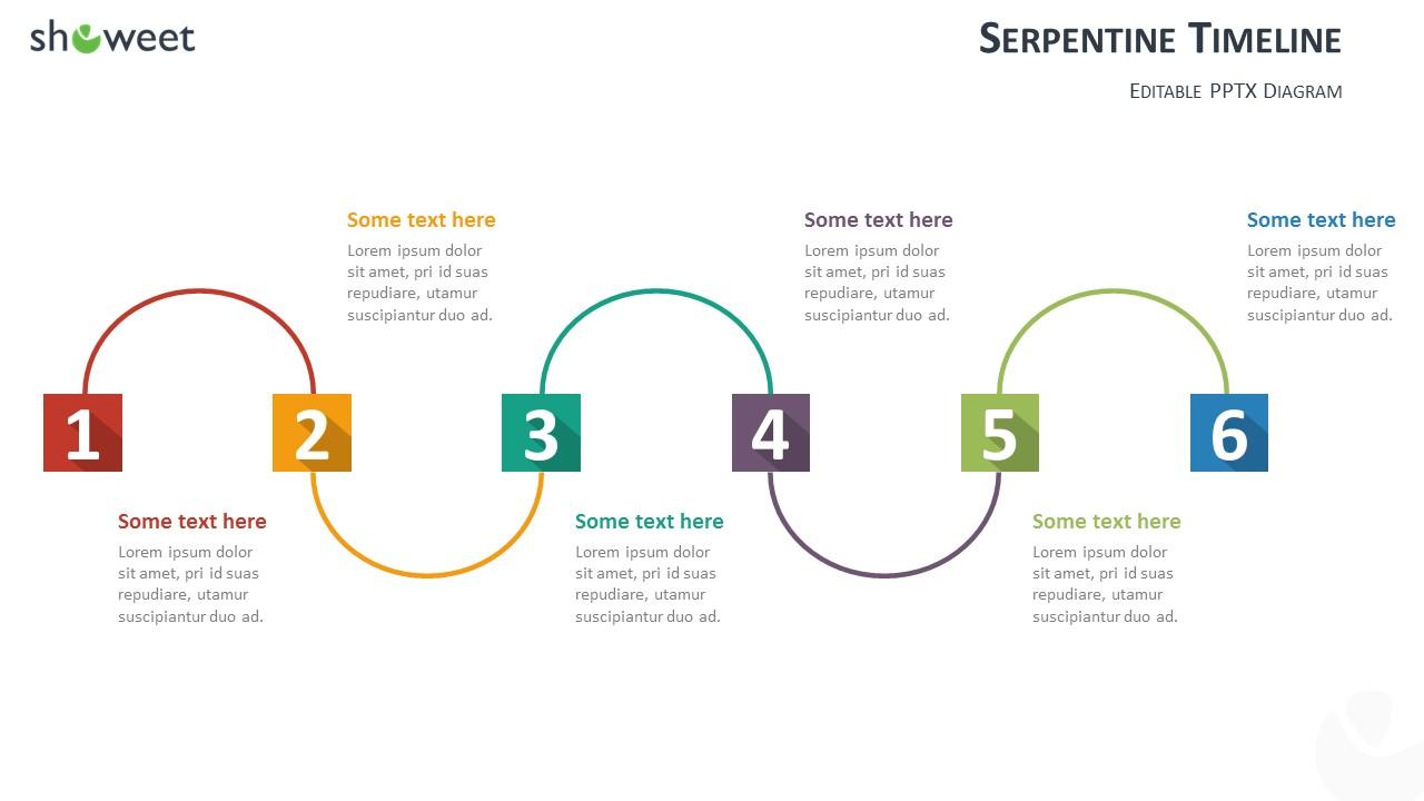Lettres Design Plat Pour PowerPoint Avec 21 Exemples