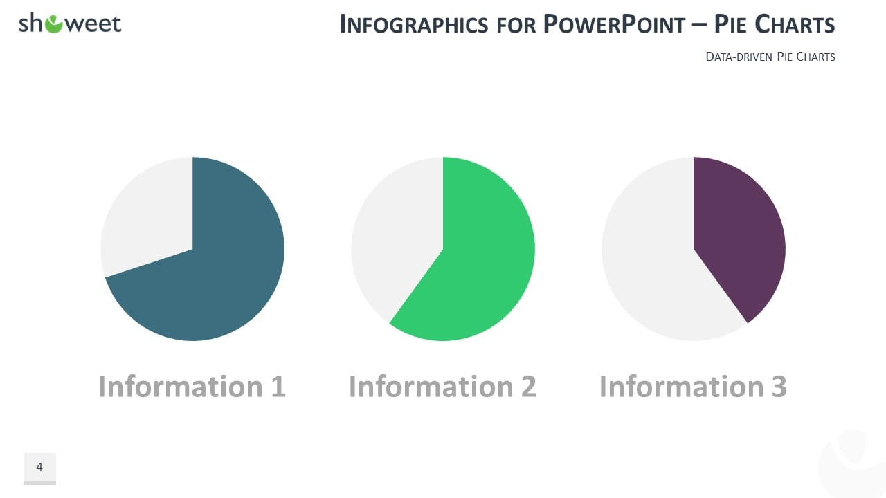 Pie chart templates blank pie chart templates make a pie chart charts infographics powerpoint templates nvjuhfo Images