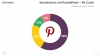 Infographics Simple doughnut chart templates for PowerPoint
