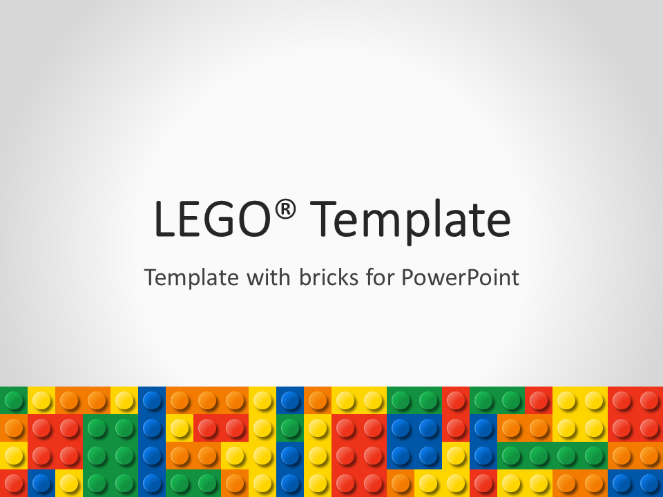 what is a template in powerpoint - lego powerpoint template