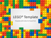 Lego PowerPoint Template - Cover 1