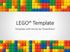 Lego PowerPoint Template - Cover 2