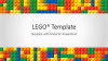 Lego PowerPoint Template - Cover 2 - Widescreen
