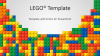 Lego PowerPoint Template - Cover 4 - Widescreen