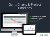 Gantt Charts and Project Timeline templates for PowerPoint