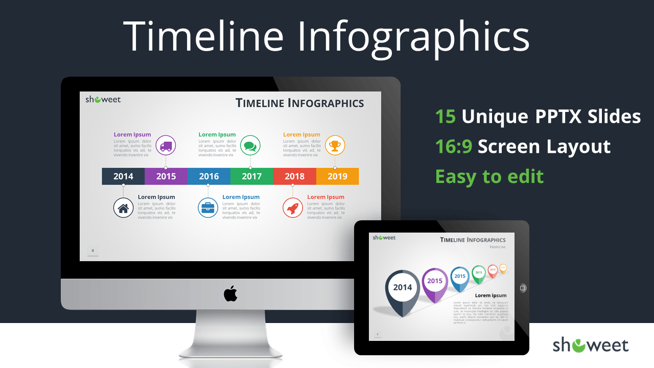 Timeline infographics templates for powerpoint timeline infographics for powerpoint widescreen size nvjuhfo Image collections