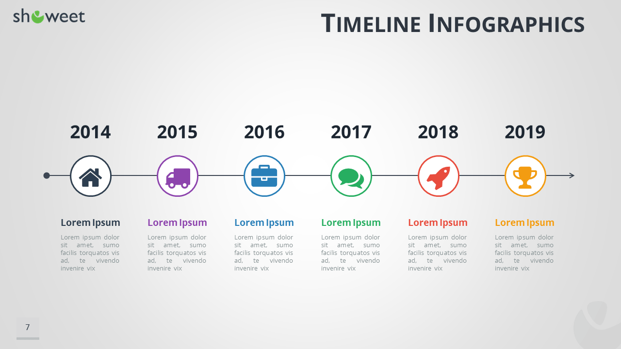 Timeline infographics templates for powerpoint timeline infographics for powerpoint widescreen size alramifo Choice Image