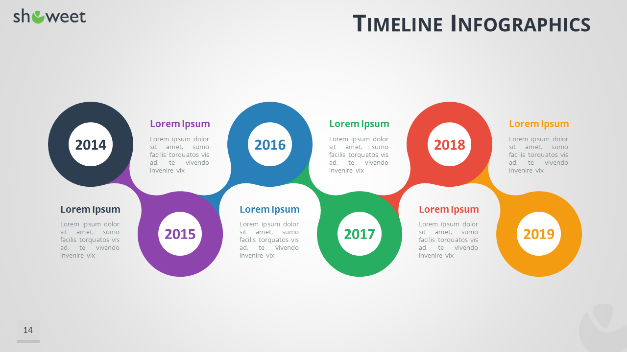 Timeline infographics templates for powerpoint timeline infographics for powerpoint widescreen size toneelgroepblik Choice Image