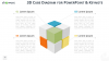 Rubik Cube Diagram Infographics for PowerPoint and Keynote - Widescreen