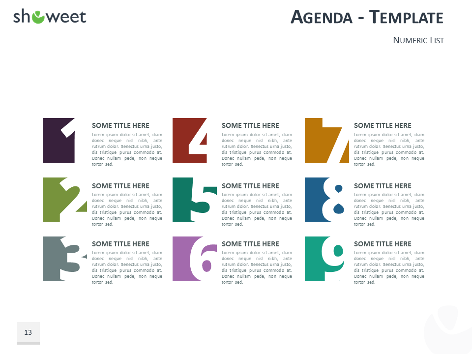 Company profile ppt editable powerpoint presentation - Table Of Content Templates For Powerpoint And Keynote