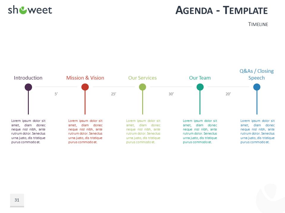 Modèles De Tables Des Matières Pour Powerpoint Et Keynote